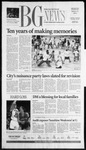 The BG News March 21, 2005