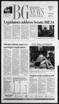 The BG News April 18, 2005