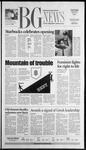 The BG News April 19, 2005