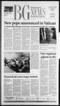 The BG News April 20, 2005