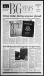 The BG News July 27, 2005
