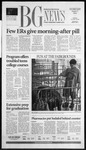 The BG News August 3, 2005