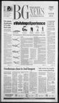 The BG News August 19, 2005