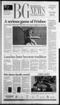 The BG News September 15, 2005