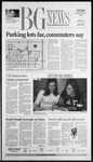 The BG News September 27, 2005