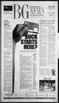 The BG News September 29, 2005