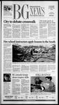 The BG News October 4, 2005