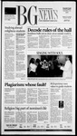 The BG News October 13, 2005
