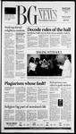 The BG News October 13, 2005