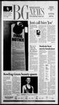The BG News October 14, 2005