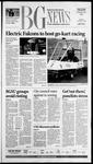 The BG News October 18, 2005