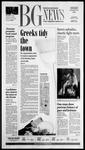 The BG News October 24, 2005