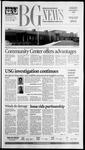 The BG News November 7, 2005