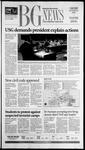 The BG News November 8, 2005