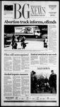 The BG News November 9, 2005