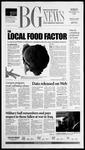 The BG News November 14, 2005