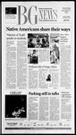 The BG News November 17, 2005