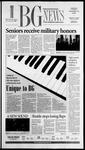 The BG News November 18, 2005