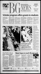 The BG News November 21, 2005