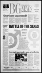 The BG News December 13, 2005