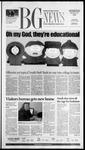 The BG News January 11, 2006