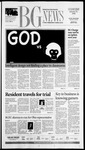 The BG News January 25, 2006
