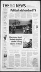 The BG News October 23, 2006