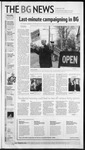 The BG News November 6, 2006