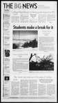 The BG News January 9, 2007