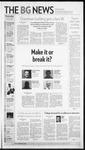 The BG News January 10, 2007