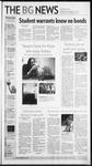 The BG News January 17, 2007
