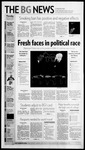 The BG News January 18, 2007