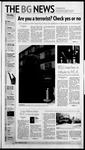 The BG News January 22, 2007