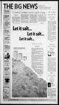 The BG News January 25, 2007