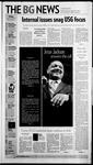The BG News January 26, 2007