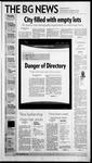 The BG News January 30, 2007