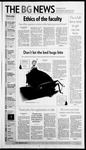 The BG News February 7, 2007