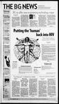The BG News February 21, 2007