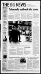 The BG News February 22, 2007