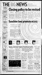 The BG News March 13, 2007
