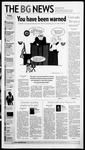 The BG News March 23, 2007