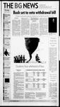 The BG News April 30, 2007