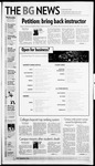 The BG News May 16, 2007