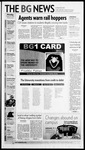 The BG News August 20, 2007