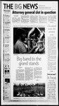 The BG News August 29, 2007