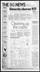 The BG News September 11, 2007