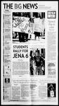 The BG News September 21, 2007