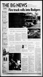 The BG News October 9, 2007