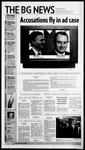 The BG News October 11, 2007