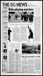 The BG News October 15, 2007